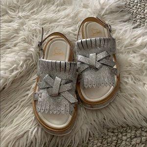 CHRISTIAN LOUBOUTIN costa gomma sandals